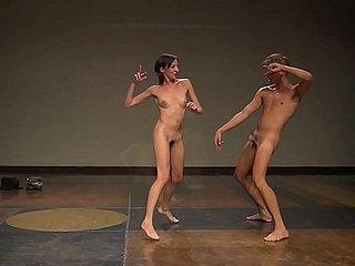 Nackt porn ballett Ballet porn:
